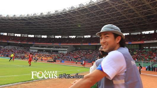 แกลอรีภาพ กีฬาซีเกมส์ 2011