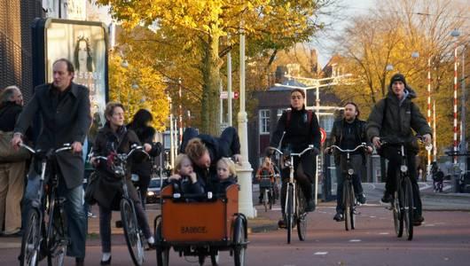 แกลอรีภาพ เนเธอร์แลนด์...แดนจักรยาน