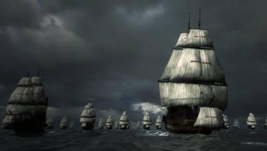 แกลอรีภาพ สุดยอดนวัตกรรมยุคพันปี ตอน ศึกพิชิตมหาสมุทร