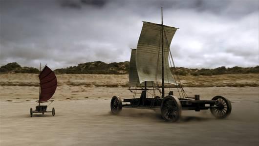 แกลอรีภาพ สุดยอดนวัตกรรมยุคพันปี ตอน สถิติโลกโบราณ