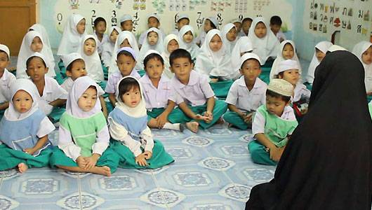 แกลอรีภาพ บ้านเรียนอิสลาม