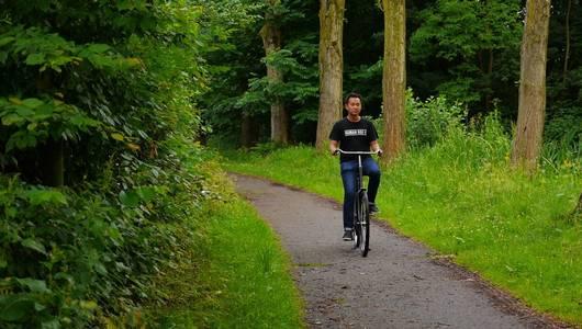 แกลอรีภาพ สวรรค์ของนักปั่นจักรยาน