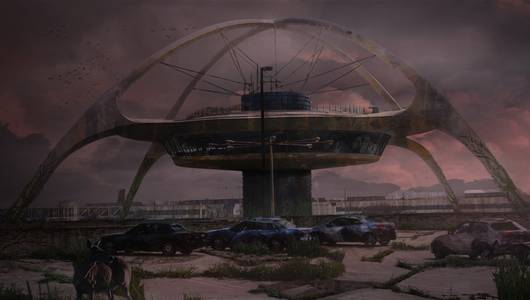 แกลอรีภาพ อนาคตโลกพันปี หากโลกนี้ไม่มีมนุษย์ ตอน ห้วงเวหาที่ไร้พรมแดน
