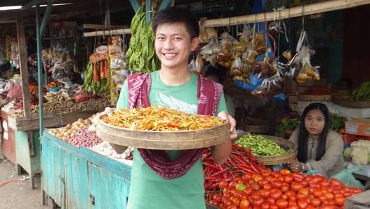แกลอรีภาพ เที่ยวติดดิน...เยือนถิ่นความสุข ตอน อินโดนีเซีย
