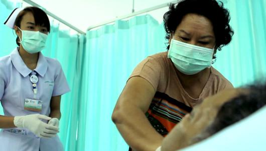 แกลอรีภาพ เครือข่ายดูแลผู้ป่วยระยะท้ายแบบประคับประคอง