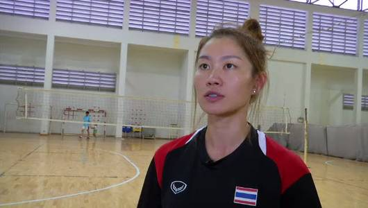 แกลอรีภาพ วอลเล่ย์บอลทีมชาติไทย ตอนที่ 2