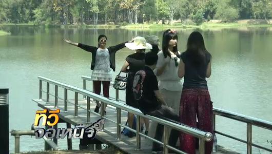 """แกลอรีภาพ นักท่องเที่ยวจีนตามรอย """"ลอสต์ อิน ไทยแลนด์"""""""