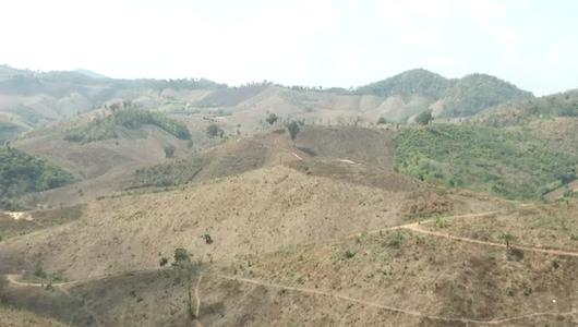 แกลอรีภาพ พื้นที่เสี่ยงภัยพิบัติ น้ำป่า ดินโคลนถล่ม