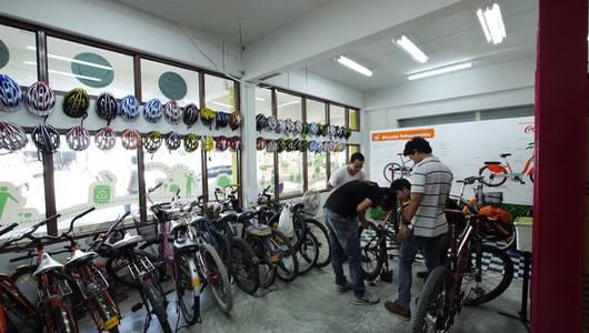 แกลอรีภาพ มหาวิทยาลัยจักรยาน