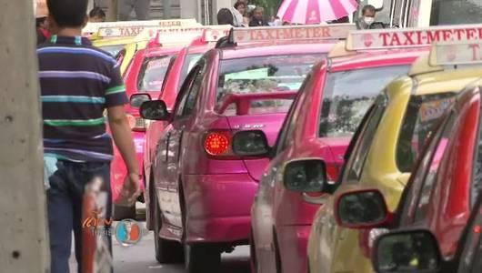 แกลอรีภาพ แผงกั้นแท็กซี่ลดอาชญากรรมจริงหรือ ?