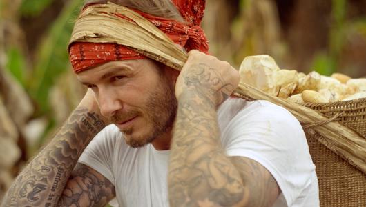 แกลอรีภาพ David Beckham - Into The Unknown เดวิด เบคแฮม...จากศึกลูกหนัง สู่ป่าแอมะซอน