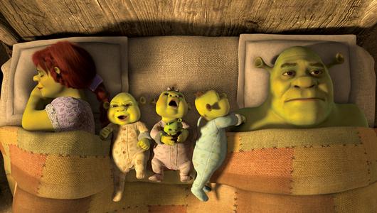 แกลอรีภาพ Shrek Forever After เชร็ค 4 สุขสันต์ นิรันดร