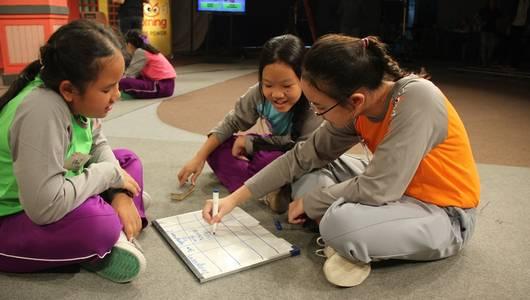 แกลอรีภาพ เรียนรู้คำศัพท์ กับการสะสมเงินช่วยเด็กพิการ