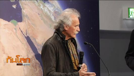 แกลอรีภาพ ยานสำรวจฟีเล่ลงจอดบนดาวหางได้สำเร็จ