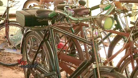 แกลอรีภาพ จักรยานโบราณ