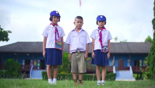 แกลอรีภาพ โรงเรียนไทยธรรมดา