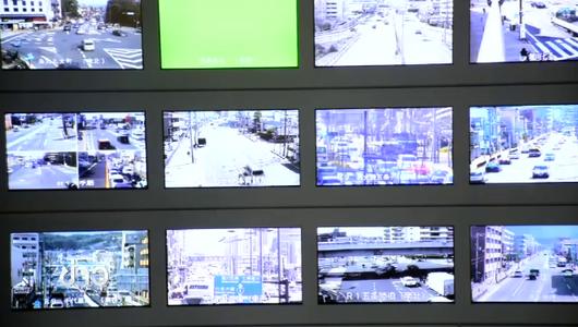 แกลอรีภาพ ตำรวจญี่ปุ่นบังคับใช้กฏหมายแก้อุบัติเหตุทางถนน