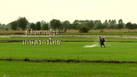 แกลอรีภาพ สู่เส้นทางปฏิรูปเกษตรกรไทย