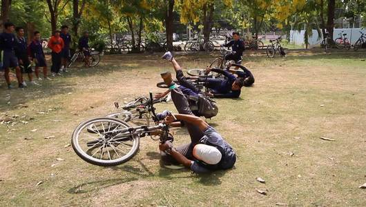 แกลอรีภาพ วิชาจักรยาน