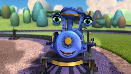 แกลอรีภาพ The Little Engine That Could รถจักรมหาสนุก