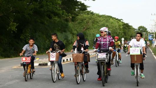 แกลอรีภาพ ชัยนาทเมืองจักรยาน