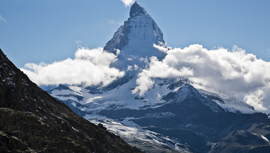 แกลอรีภาพ เจาะลึก...กำเนิดโลก ตอน เทือกเขาแอลป์