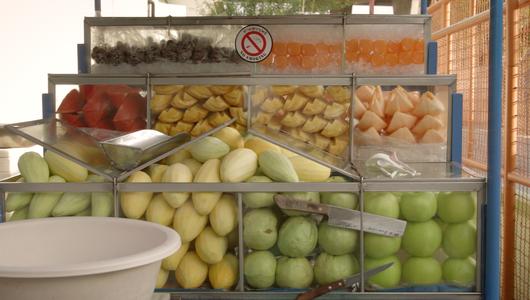 แกลอรีภาพ มีผลไม้มาขาย