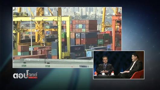 """แกลอรีภาพ เช็คอาการ """"เศรษฐกิจไทย"""" ท่ามกลาง """"สารพัดมรสุม"""" รุมเร้า"""