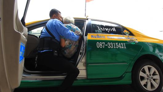 แกลอรีภาพ แท็กซี่อุ้มบุญ (สุวรรณฉัตร พรหมชาติ)