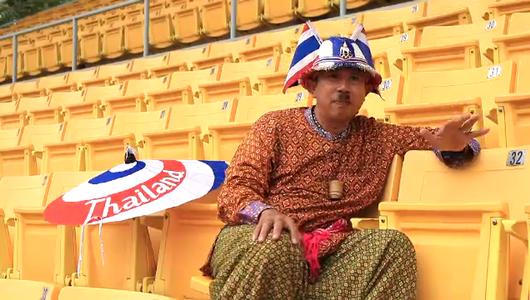แกลอรีภาพ เชียร์...สุดใจไทยแลนด์ (คุณไทนแลนด์ คำทอง กองเชียร์นักกีฬาทีมชาติไทย)
