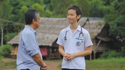 แกลอรีภาพ หมอไทยไกลปืนเที่ยง