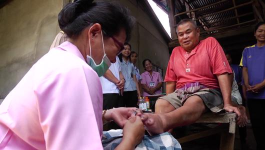 แกลอรีภาพ ศูนย์ปฐมภูมิใกล้บ้านดูแลผู้ป่วยเบาหวานแบบองค์รวม