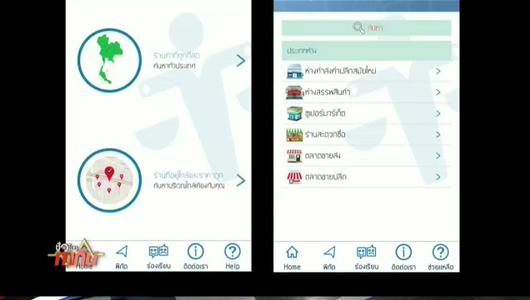 แกลอรีภาพ สีไทยโทน เสน่ห์เพิ่มมูลค่าสินค้าไทย