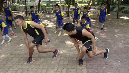 แกลอรีภาพ วิธีการออกกำลังกายเพิ่มพลังความว่องไว