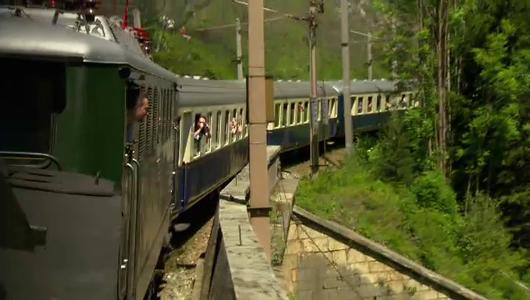แกลอรีภาพ รถไฟสายยุโรป ตอน จากเวียนนาถึงเมืองทรีเอสเต้ และ จากบูดาเปสต์ถึงวอร์ซอว์